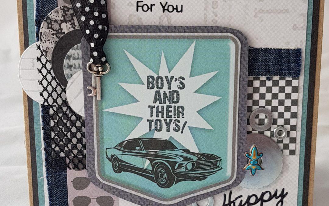 FabScraps C112 All Men Gift Card