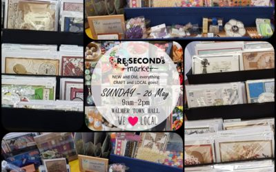 Walmer Re-Seconds Market: 26th May 2019
